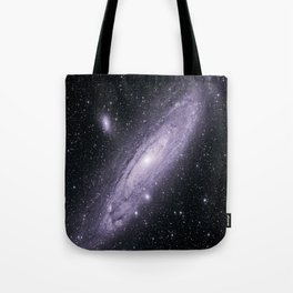 The Andromeda Galaxy Tote Bag
