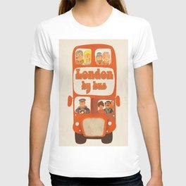 London By Bus T-shirt