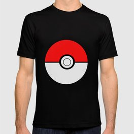 Poke Ball Pokeball T-shirt