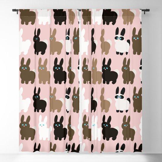 Spring bunny rabbits by aubreykg