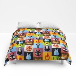 Miyazaki's Comforters