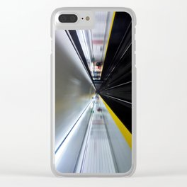 Speed No 3 Clear iPhone Case
