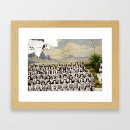 Norma Framed Art Print