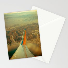 Southwest to LAX Stationery Cards