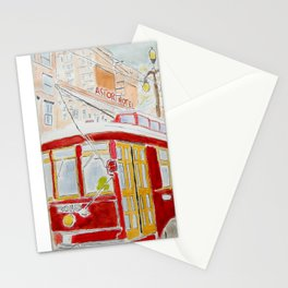 New Orléans Tramway Stationery Cards