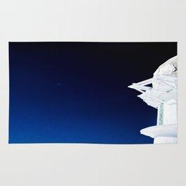Sky is blue Rug