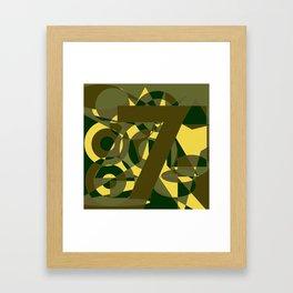 Ketu No.7 Framed Art Print