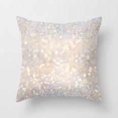Glimmer of Light II Throw Pillow