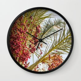 Byblos Palms Wall Clock