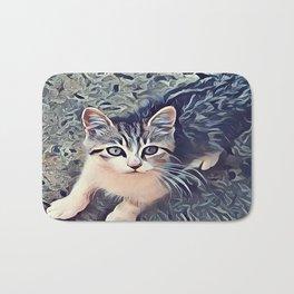 My Favorite Stray Cat Bath Mat