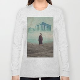 Mrs. Loneliness Long Sleeve T-shirt