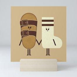 Perfect Match Mini Art Print