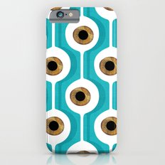 Eye Pod Turquoise Slim Case iPhone 6s