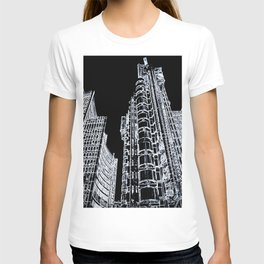 Willis Group and Lloyd's of London T-shirt