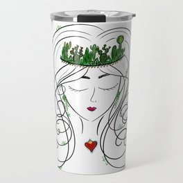 Dallas Nopales Travel Mug