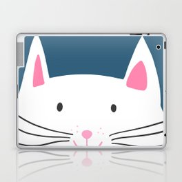 Cat head Laptop & iPad Skin