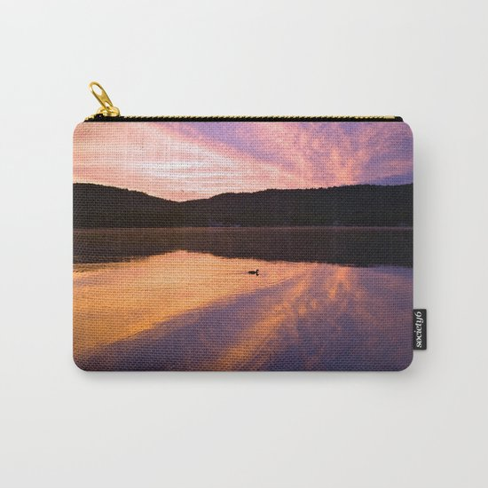 Seek Serenity Carry-All Pouch