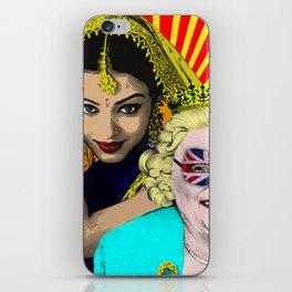 The Queens iPhone Skin