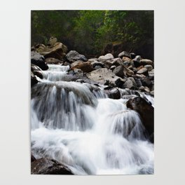 four waters of iao valley Poster