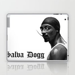 Salva Dogg Laptop & iPad Skin
