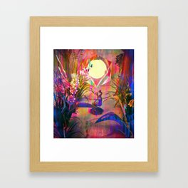 Invisible Unity Framed Art Print