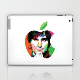 Pop Art - Steve Jobs Laptop & iPad Skin