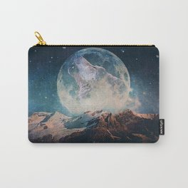 Lake Moon Carry-All Pouch