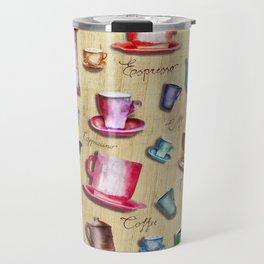 Coffee time! 2.0 Travel Mug