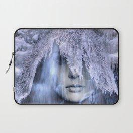 Iceberg girl Laptop Sleeve