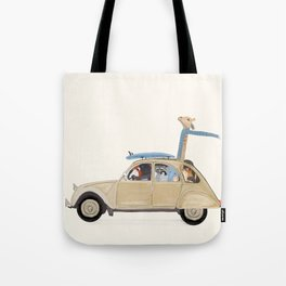 road trip deux Tote Bag