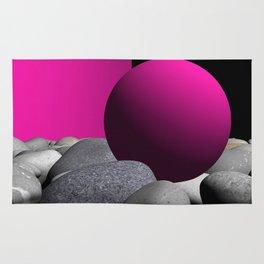 go pink -9- Rug