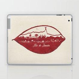 Rio de Janeiro Skyline Laptop & iPad Skin
