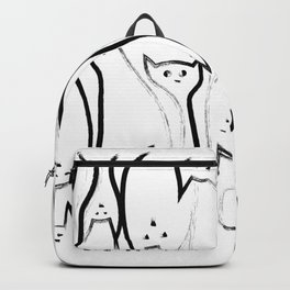 caturday Backpack