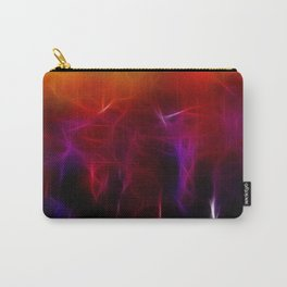 Colorful Forest Digital Carry-All Pouch