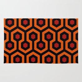 Overlook Hotel Carpet Rug