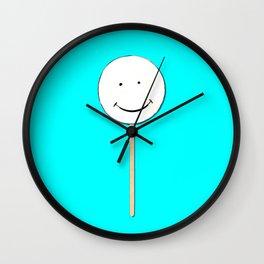 I am Okay Wall Clock