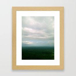 Above The Fray Framed Art Print