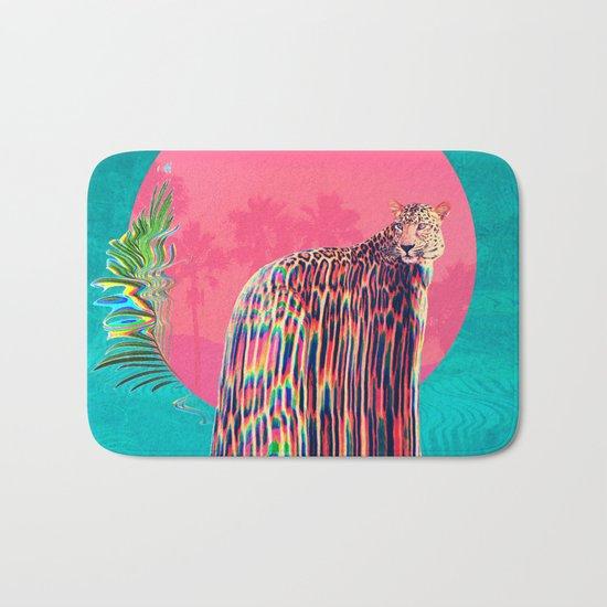 Jaguar Bath Mat