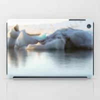 iceland iPad Cases featuring Iceland by Tamara Rogers