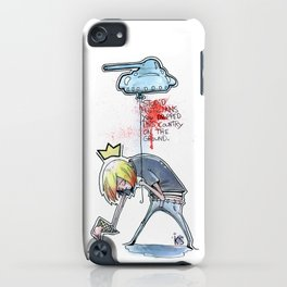 Stupid politicians iPhone Case
