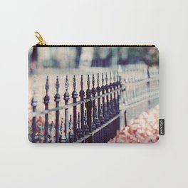 Autumn Fence Carry-All Pouch
