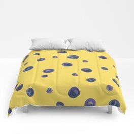 Blueberry Custard Comforters