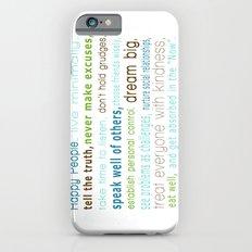 Happy People iPhone 6s Slim Case