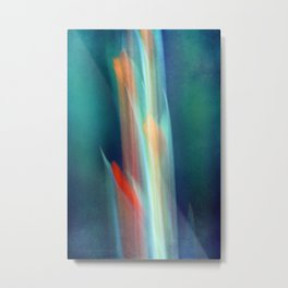 abstract Gladiolus #1 Metal Print