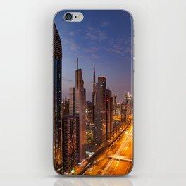 Dubai #society6 #decor #buyart iPhone Skin
