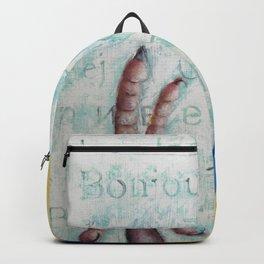 Parakeet Hello Backpack