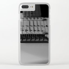 Stratocaster in Shadow Clear iPhone Case