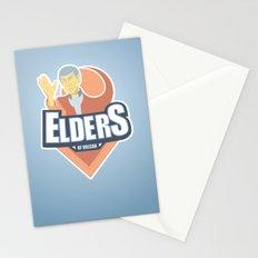 Elders of Vulcan Stationery Cards