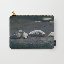 Let Sleeping Seals Lie Carry-All Pouch
