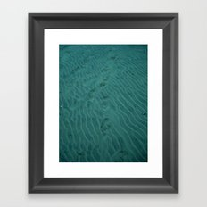 Deep Sea Trekking Framed Art Print